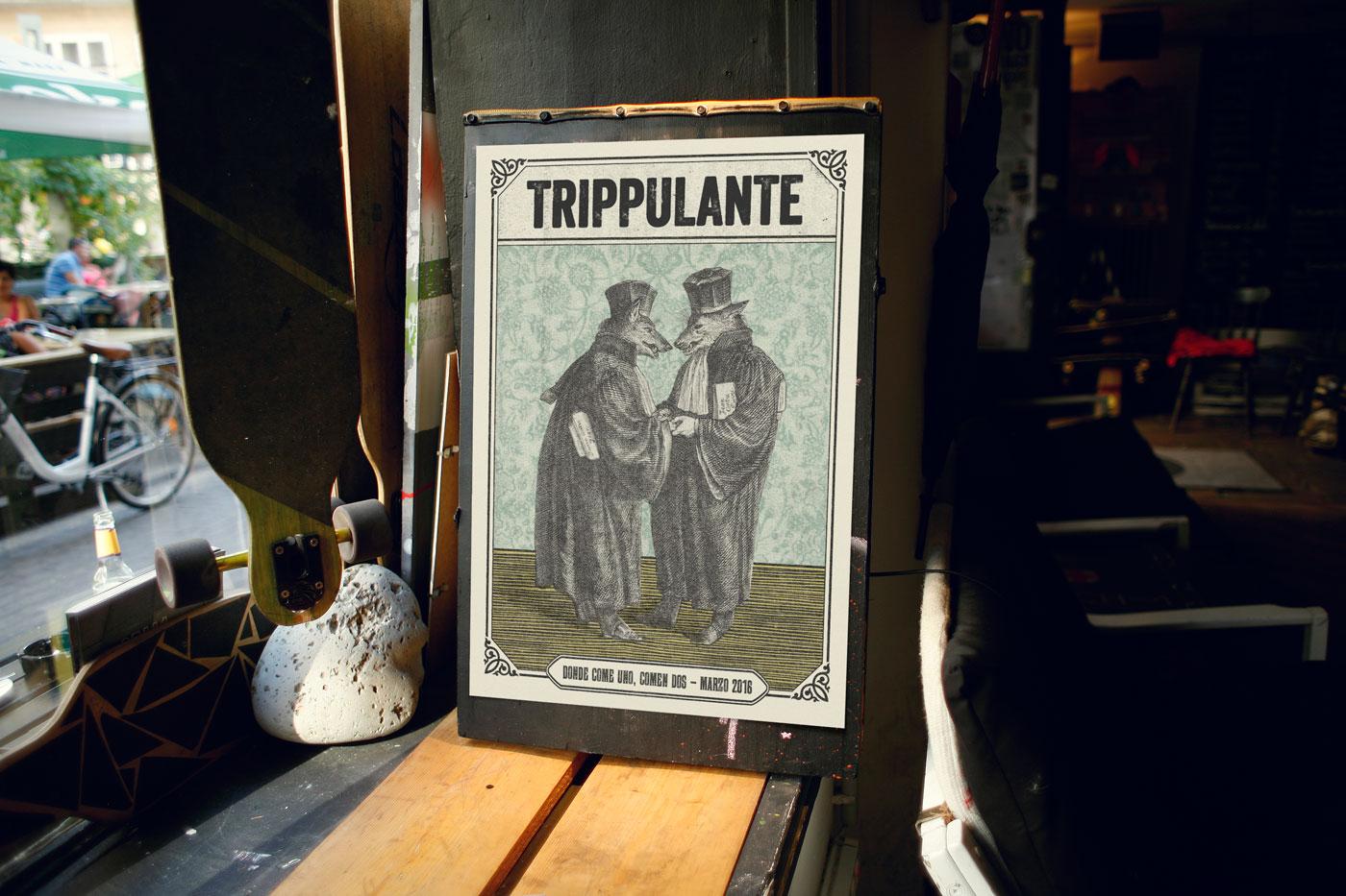 TRIPPULANTE-POSTER-KRUGER-1